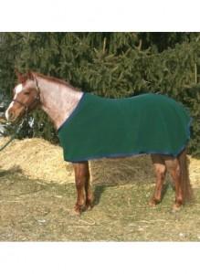 odav fliis tekk hobuse seljas